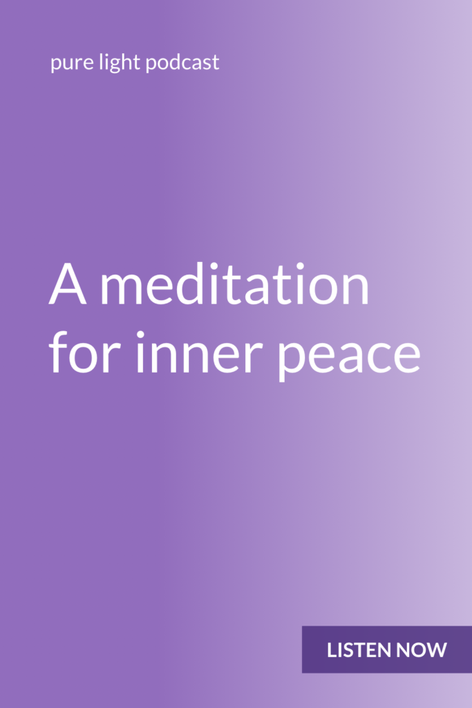 Wanna feel calmer and feel more at peace? You have the power to change your inner state through meditations such as this one. This Kundalini breathing practice is intended to help you gain emotional clarity and feel calmer in the heart. Do it anytime that you're feeling stressed out or need to reconnect with yourself. #kundalini #breath #purelightpodcast | ailikuutan.com