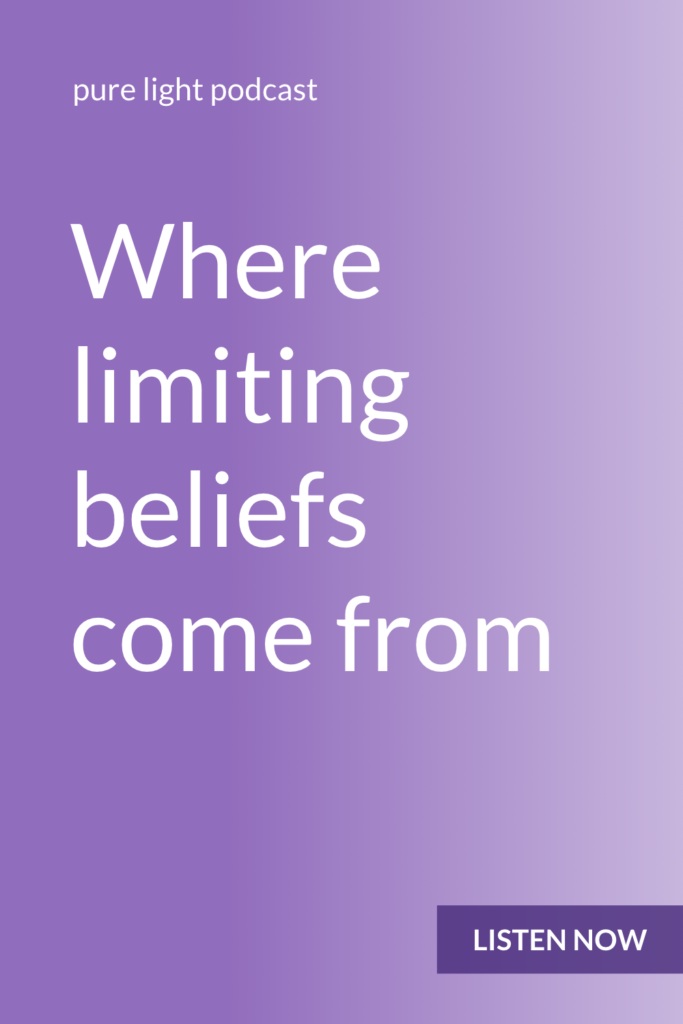 Do you interpret life in a way that's empowering, or disempowering? Limiting beliefs come from the assumptions we make about our experience of life. Whenever you catch yourself making an assumption about something that's just happened and question it, you stop limiting your life. #purelightpodcast   ailikuutan.com