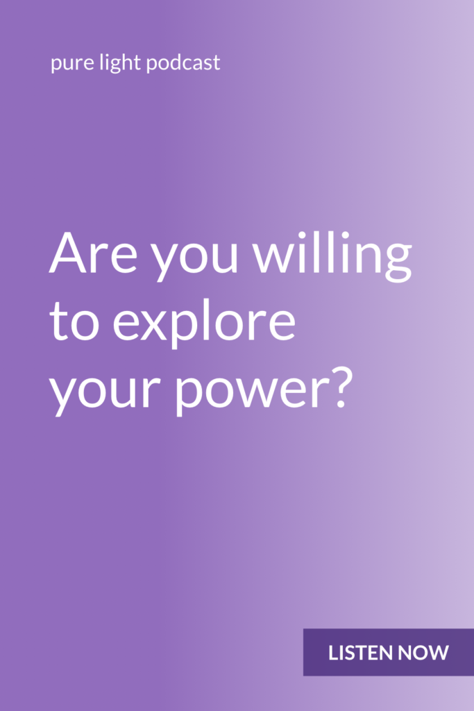 When you tell yourself what you want is crazy or impossible, do you automatically give up? Or do you give yourself the opportunity to discover what you're capable of? #purelightpodcast | ailikuutan.com
